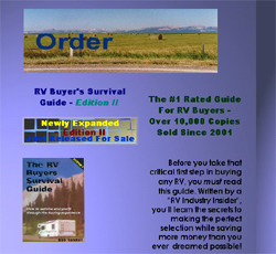 RV Buyer's Survival Guide