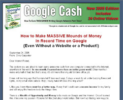 Google Cash 3rd Edition