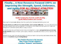 Secrets of Female Strength and Conditioning