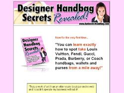 Authentic Designer Handbag Guide