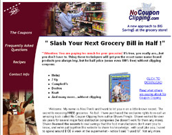 No Coupon Clipping - A Guide To Receiving Free Groceries