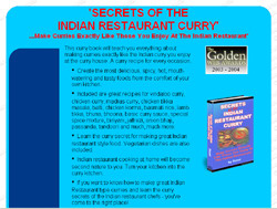 Secrets Of The Indian Restaurant Curry' ...Make Curries Exactly Like Those You Enjoy At The Indian