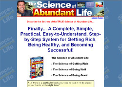 The Science Of Abundant Life