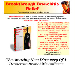 Breakthrough Bronchitis Relief