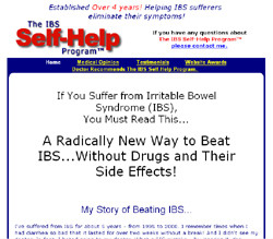 The IBS Self-Help Program
