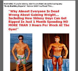 Underground Bodybuilding Secrets That Will Shock Your Body Into An Explosive Growth Spurt !