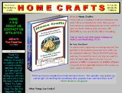 Home Crafts Work-At-Home Catalog