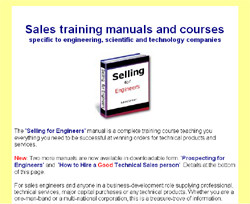 Selling for Engineers