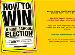 How To Win A High School Election