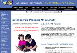 Science Fair Projects Made Easy