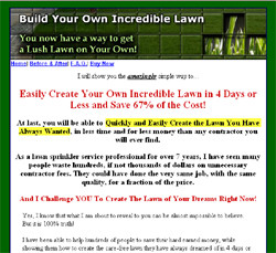 How To Easily Create an Incredible Lawn in 4 Days