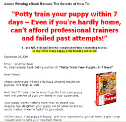 How to Potty Train Your Puppy... in as Little as 7 Days