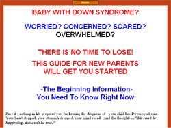 How To Provide The Optimum Care For Your Baby With Down Syndrome