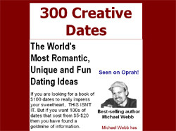 300 Creative Dates - By Oprah Expert