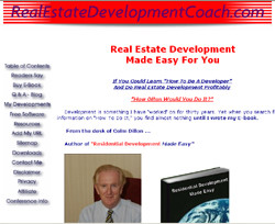 Unique Real Estate Development Method!