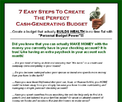 Personal Budget Power