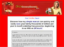 Free Grocery Secrets