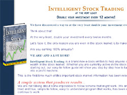 Intelligent Stock Trading