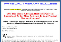 The Physical Therapy Success Manual
