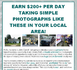 Earn $200 Per Day Taking Simple Photos!
