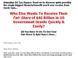 The Free Government Money Directory