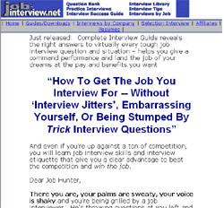 Complete Interview Guide