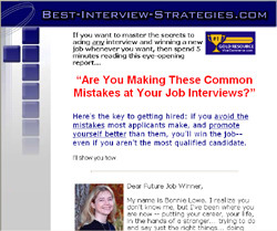 Job Interview Success System