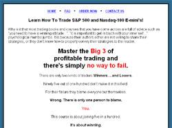 E-mini Trading Course