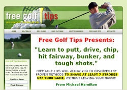 GolfTips Presents: Golf Like A Pro
