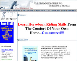 Horse Riding Made Easy