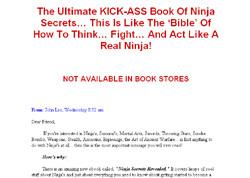 Ninja Secrets Revealed
