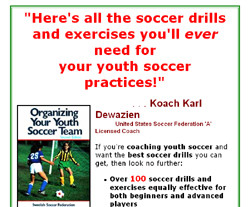 Organizing Your Youth Soccer Team