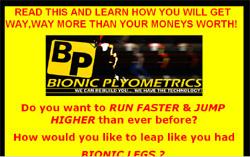 Bionic Plyometrics