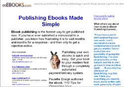 Your Guide To eBook Publishing Success