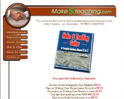 Make $ Teaching Guitar!