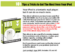 101 Tips & Tricks to Get the Most from Your iPod