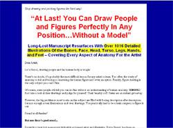 Figure Drawing Secrets