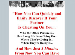 How You Can Quickly and Easily Discover If Your Lover Is Cheating On You