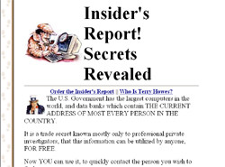 Insiders Report