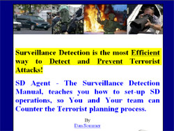 SD Specialist - The Surveillance Detection Manual