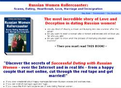 Russian Women Rollercoaster