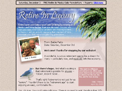 Retire In Luxury