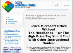 Learn Microsoft Office