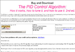 The PID Control Algorithm: How it works, how to tune it and how to use it