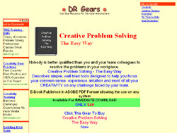 Creative Problem Solving-The Easy Way