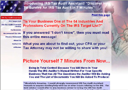 Discover How To Survive An IRS Tax Audit In 7 Minutes