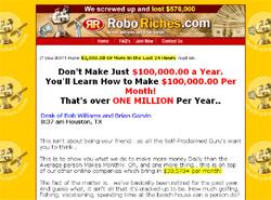Robo Riches