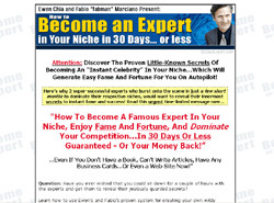 How to Become an Expert in Your Niche in 30 Days