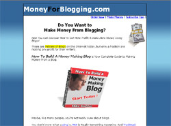 How To Build A Money Making Blog