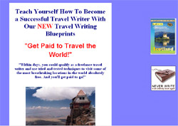 Travel the World For Free as a Published Travel Writer
